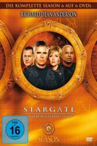 Stargate: Season 6