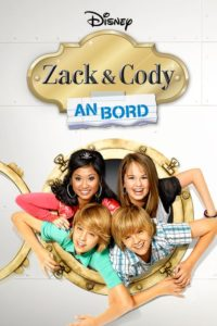Zack & Cody an Bord