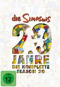 Die Simpsons: Season 20
