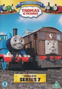 Thomas, die kleine Lokomotive: Season 7