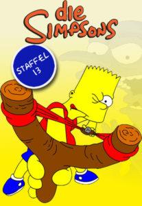 Die Simpsons: Season 13