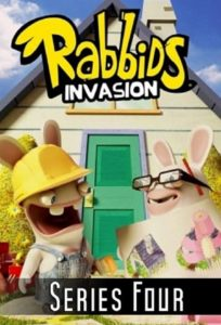 Les Lapins Crétins : Invasion: Season 4