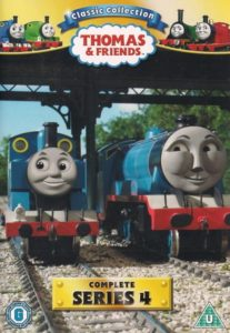 Thomas, die kleine Lokomotive: Season 4