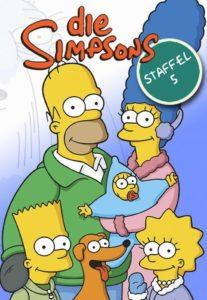 Die Simpsons: Season 5