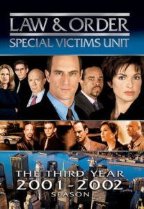 Law & Order: Special Victims Unit: Season 3