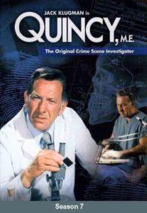 Quincy: Season 7