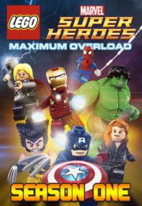 LEGO Marvel Super Heroes: Maximale Superkräfte: Season 1