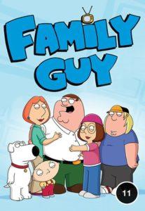 Family Guy: Season 11