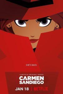 Carmen Sandiego: Season 3