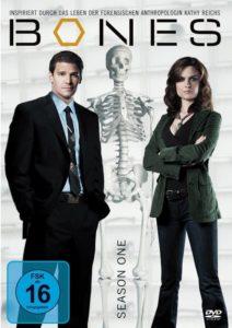 Bones – Die Knochenjägerin: Season 1