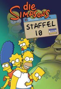 Die Simpsons: Season 18