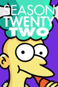 Die Simpsons: Season 22