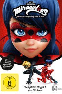 Miraculous – Geschichten von Ladybug und Cat Noir: Season 1