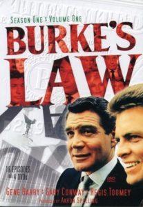 Burkes Gesetz : Season 1