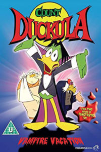 Count Duckula Vampire Vacation