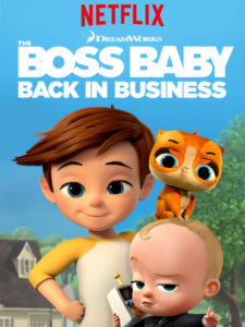 The Boss Baby: wieder im Geschäft: Season 2