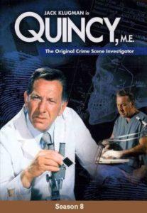 Quincy: Season 8