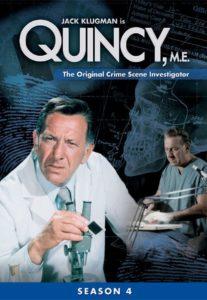 Quincy: Season 4