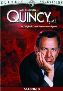 Quincy: Season 3