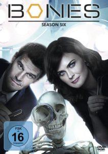 Bones – Die Knochenjägerin: Season 6