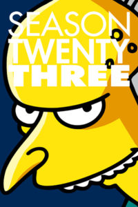 Die Simpsons: Season 23