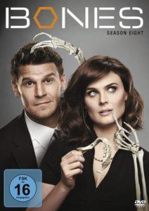 Bones – Die Knochenjägerin: Season 8