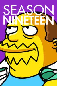 Die Simpsons: Season 19