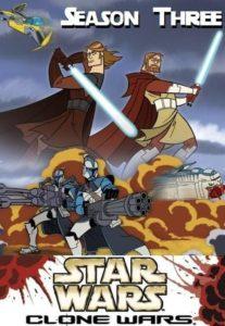 Star Wars – Clone Wars: Season 3