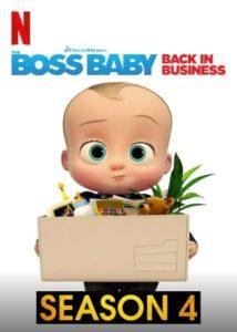 The Boss Baby: wieder im Geschäft: Season 4