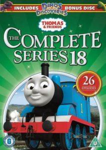 Thomas, die kleine Lokomotive: Season 18