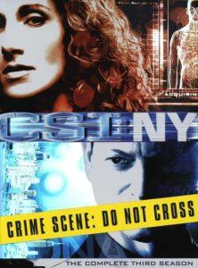 CSI: NY: Season 3