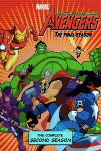 Die Avengers – Die mächtigsten Helden der Welt: Season 2