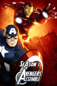 Avengers Gemeinsam unbesiegbar: Season 1