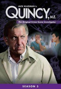 Quincy: Season 5