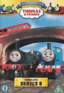Thomas, die kleine Lokomotive: Season 8