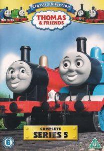 Thomas, die kleine Lokomotive: Season 5