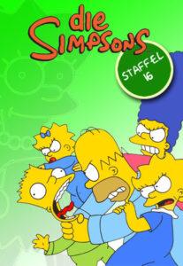 Die Simpsons: Season 16
