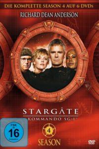 Stargate: Season 4