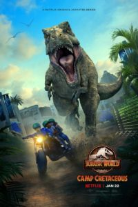 Jurassic World: Neue Abenteuer: Season 2
