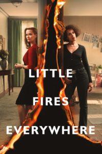 Kleine Feuer überall